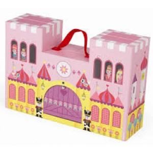 Le château enchanté, à transporter partout!