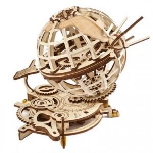 Maquette-Puzzle 3D Ugears en bois le Globe