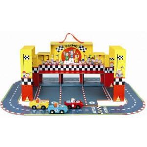 Le circuit de voiture formule1 , à transporter partout