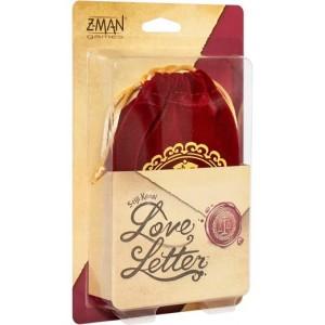 Love letter, le jeu de cartes bluffant de tous les soupirants!