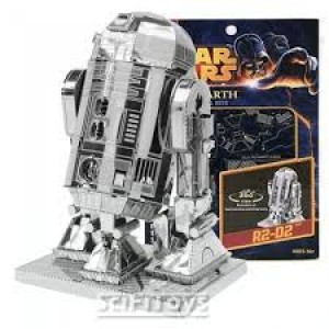 Kit de modélisme moderne  Metal Earth Star Wars R2D2