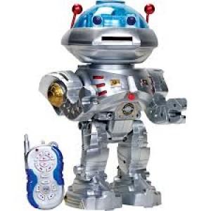 Robot télécommandé SpaceBot 3000