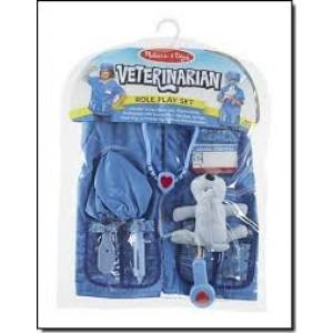 Déguisement de vétérinaire