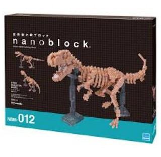 Nanoblock le grand squelette de T- Rex