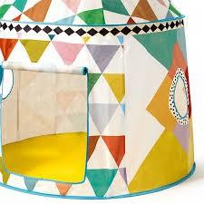 Cabane multicolore tente de jeu Djeco